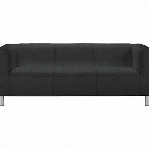 Visitor Sofa Black By Furniture Design Pakistan