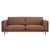 Compact Brown sofa