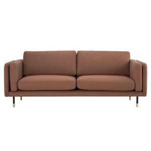 Compact Brown sofa