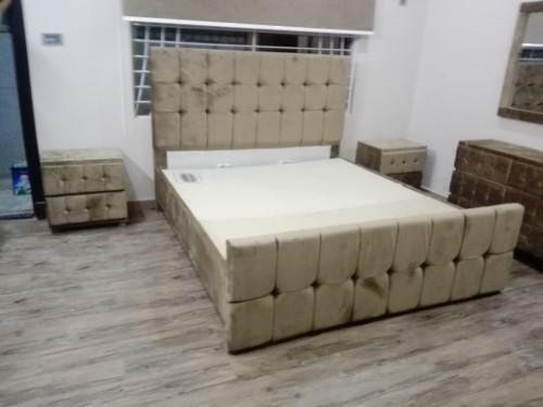 Simply modern, the Bila Bed