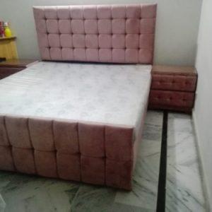 Simply Modern Bila Bed