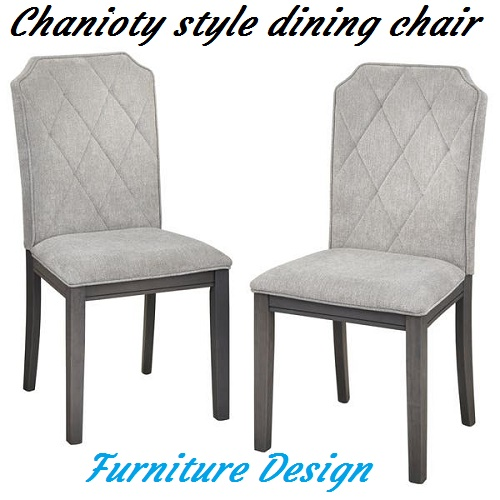 Chanioty style dining chair