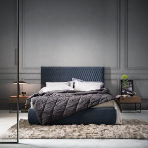 ALVAT QUILTED BED