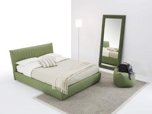 QuLeaf Fabric Bed