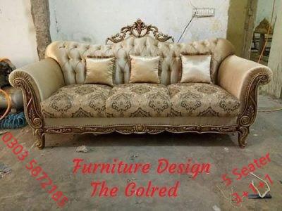Furniture Design Pakistan, The Golred