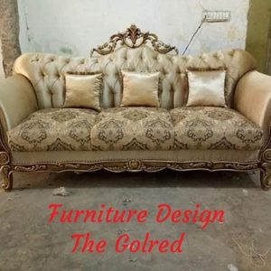 Furniture Design Pakistan, The Golred